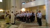 Во всех храмах Томской епархии прошли заупокойные богослужения по погибшим сотрудникам российской полиции