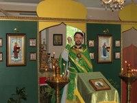 Престольный праздник в храме блаженной Ксении Петербургской.