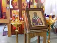 В «Доме сестринского ухода» отметили престольный праздник.