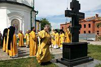 Столетие со дня расстрела священника Николая Златомрежева