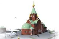 Новый храм и детскую спортивную площадку планируют построить в микрорайоне «Северный парк»