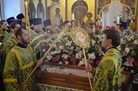 В Томске почтили память святого праведного Феодора Томского