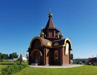 Престольный праздник и 120-летие освящения первого храма отметили в Заварзино.