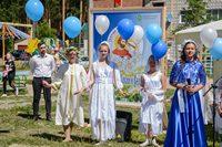 В приходах Томской епархии отметили День семьи, любви и верности
