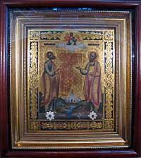 Архиерейские богослужения в праздник первоверховных апостолов Петра и Павла.