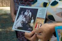 В с. Семилужки  почтили память  Царственных Страстотерпцев