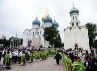 Архиереи Томской митрополии приняли участие в Патриаршем богослужении в Троице-Сергиевой лавре.