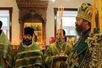 В храме г. Северска отметили престольный праздник
