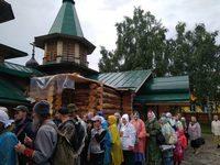 В Корниловском сельском поселении прошел VI-й Борисоглебский крестный ход