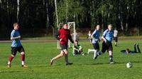 Футбольная команда Томской епархии провела товарищеский матч.