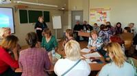 Представители Томской епархии встретились с работниками образования.