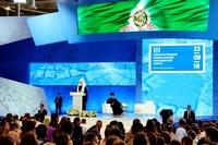 Представитель православной томской молодежи задал вопрос Патриарху