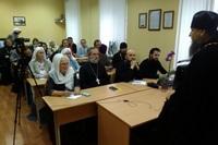 Представители социального одела Томской епархии прошли стажировку в Екатеринбурге.