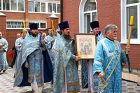 В с.Тимирязевское отметят престольный праздник.
