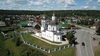 Один из старинных храмов Томского района отметил престольный праздник.
