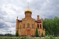 Престольный праздник отметили в селе Новониколаевка.