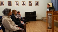 Православная молодежь обсудила планы на предстоящий год.