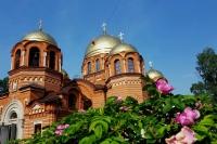 Престольный праздник Петропавловского собора г. Томска