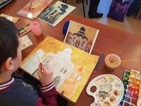 Иконописная студия при Богоявленском соборе открывает новый набор учеников.