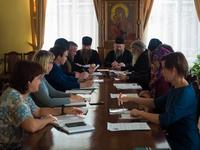 Состоялось заседание организационного комитета Макариевских Чтений - 2018