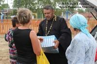 Социальный отдел Томской епархии провел благотворительную акцию