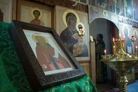 Престольный праздник отметил храм преподобного Сергия Радонежского