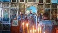 Храм города Асино отметил престольный праздник