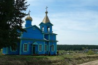 Жители села Петухово отметили праздник Покрова Богородицы народными гуляниями