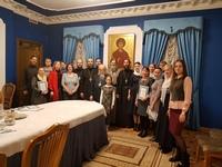 Милосердие как призвание: представители Томской епархии прошли стажировку по социальному служению
