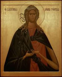 Томичей приглашают молитвенно почтить память святой блаженной Домны Томской