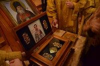 Томичи встретили великие святыни – честные мощи cвятителя Луки (Войно-Ясенецкого) и святого праведного Лазаря Четверодневного