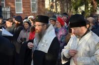 В Томске молитвенно почтили память жертв политических репрессий