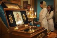 Мощи святого Луки Войно-Ясенецкого и Лазаря Четверодневного побывали в храме при томском Кардиоцентре