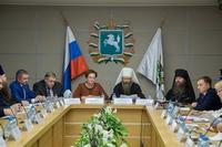 В рамках ХI Макариевских образовательных чтений прошли Парламентские встречи