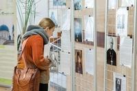 В Томской областной библиотеке им. А. С. Пушкина открылась фотовыставка «История Свято-Троицкого храма»