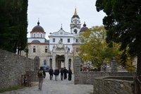 Год 160-летия Томской духовной семинарии был отмечен паломничеством ректора и студентов на Афон