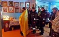 В Шегарском районе молитвенно почтили память жертв, погибших в дорожно-транспортных происшествиях