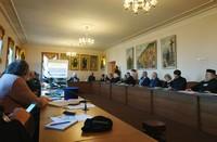 Представитель Томской епархии принял участие в обсуждении вопросов попечения Церкви о душевнобольных