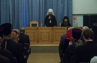 Состоялось расширенное заседание Ученого Совета Томской духовной семинарии