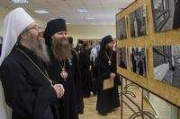 Митрополит Ростислав открыл фотовыставку «К  160-летию Томской духовной семинарии»