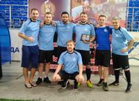 Команда Томской епархии приняла участие в Межъепархиальном турнире по футболу