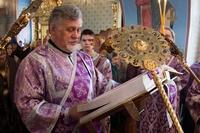 Протодиакон Владимир Марков: «Надо быть верными Богу до конца!»