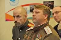 Межрегиональная казачья конференция прошла в Томске