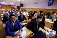 Представитель Томской епархии принял участие в заседании Общественной палаты региона