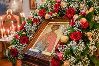 Храм святого благоверного князя Александра Невского отметил престольный праздник