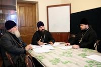 Священники обсудили вопросы тюремного служения