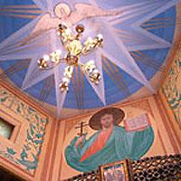 Высокопреосвященный Ростислав совершил Божественную Литургию в Благовещенской церкви с. Тимирязево Томского района.