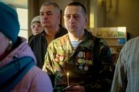 В Томске молитвенно почтили память героев, погибших в Афганистане и на Северном Кавказе