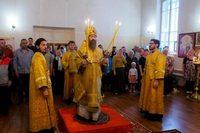 В день памяти святителя Николая митрополит Ростислав возглавит престольные торжества в храме при ТКПБ