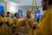 В Регентской школе Томской духовной семинарии освящён восстановленный храм